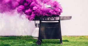 how to use an offset smoker grill